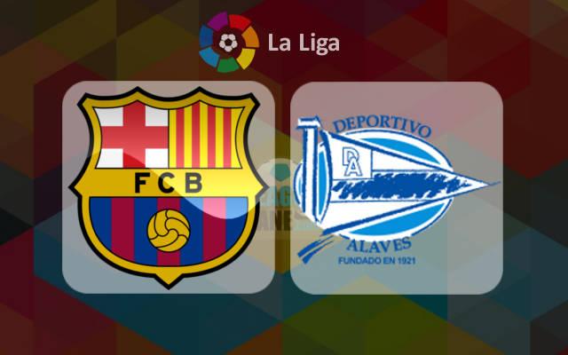 مشاهدة مباراة برشلونة و ديبورتيفو ألافيس - بث مباشر - الدوري الإسباني