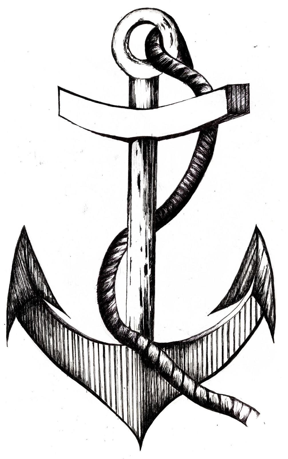 All Misunderstood: Sea Storm Drawing