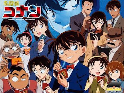 Download Detective Conan Subtitle Indonesia Full Episode Terbaru Lengkap
