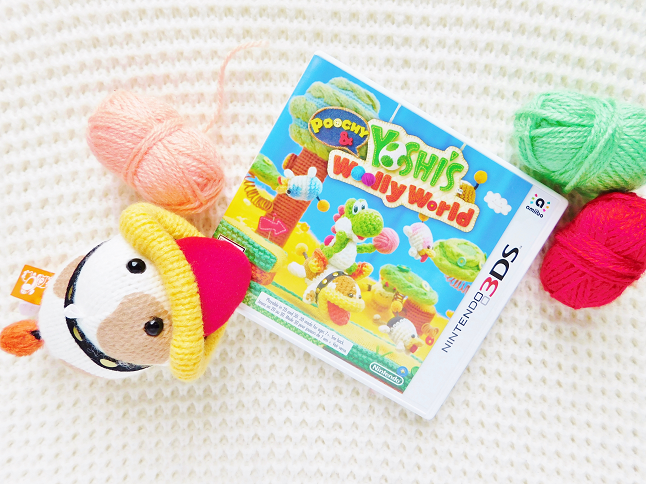 Poochy & Yoshi's Woolly World Game Review