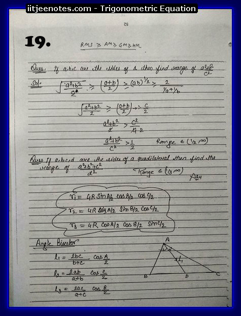 Trigonometric Equation images9