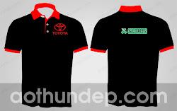 Đồng phục Toyota
