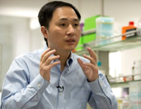 China Scientist Claims World's 1st Genetic Edited Babies