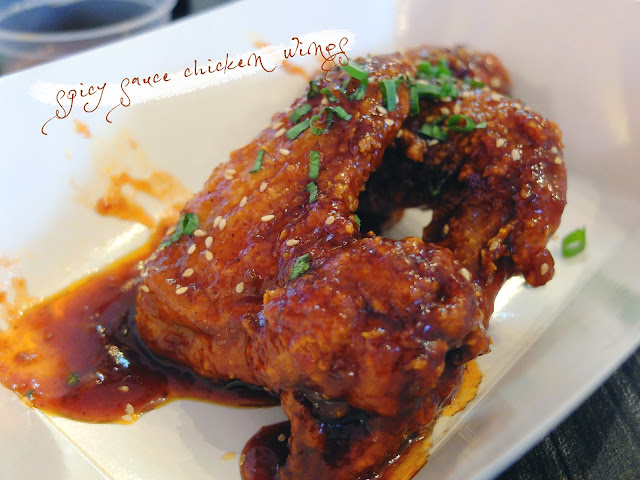 Chicken Up.. Korean Chicken Restaurant Certified Daebak!