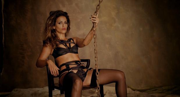 Monica Cruz Shows Her True Self for Agent Provocateur  540872ef9