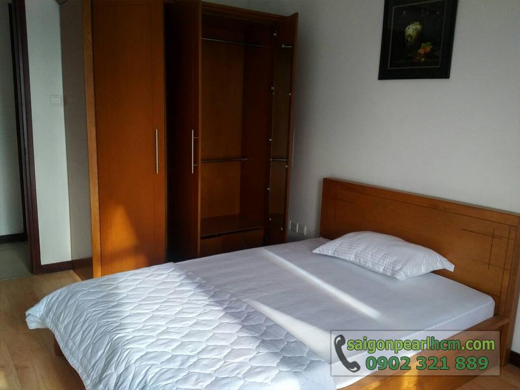 Saigon Pearl - Ruby 1 bán căn hộ 140m2 - phòng ngủ 1