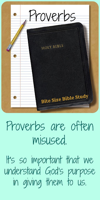 A Proverbial Mistake - Claiming Proverbs as Promises