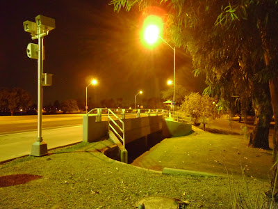 Roadway Bridge Over Indian School Rd (north side)