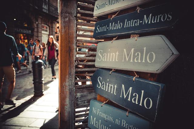 estudiar francés en Saint Malo
