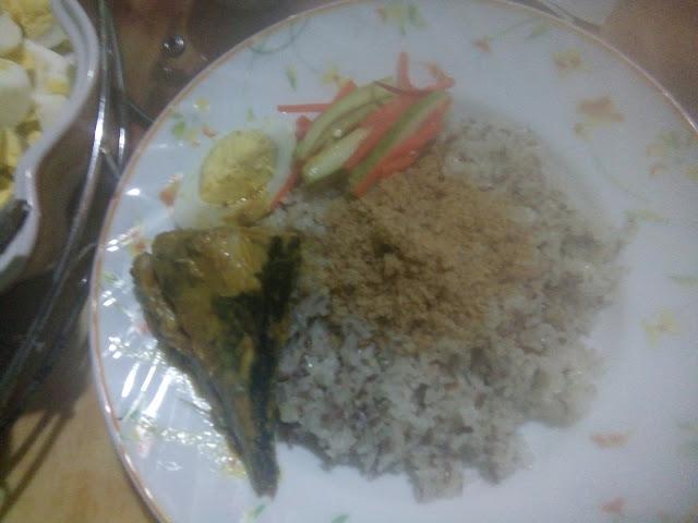 Nasi Dagang Untuk Nur Jannah Turn 1