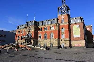 Hauptbahnhof Kiel - Seiteneingang zur Hörn