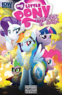 My Little Pony Friendship is Magic #34 Comic Cover Salt Lake Comic Con Variant