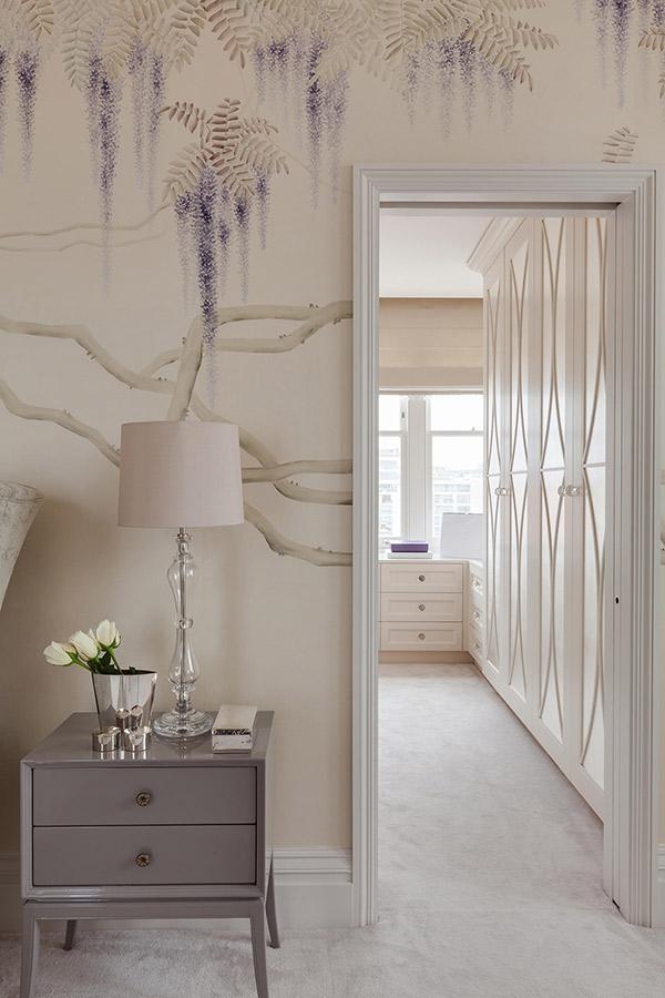 ecce home carte da parati ispirazione natura. Black Bedroom Furniture Sets. Home Design Ideas