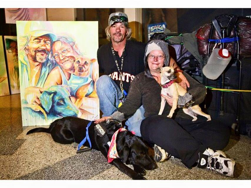 07-River and Rebekah-Brian-Peterson-Paintings-of-the-Homeless-in-Faces-of-Santa-Ana-www-designstack-co