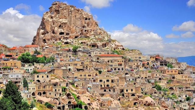 Roteiro de um dia na Capadócia na Turquia