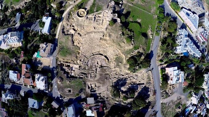 Ευρήματα από ανασκαφές στην Νέα Πάφο