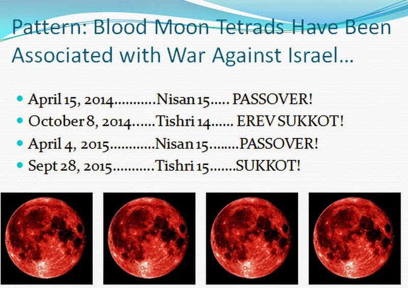 Four Blood Moons History - Pics about space