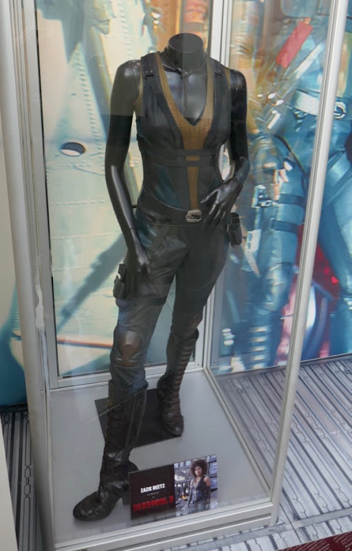 Zazie Beetz Deadpool 2 Domino film costume