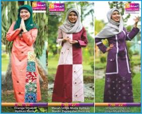 baju muslimah 2013