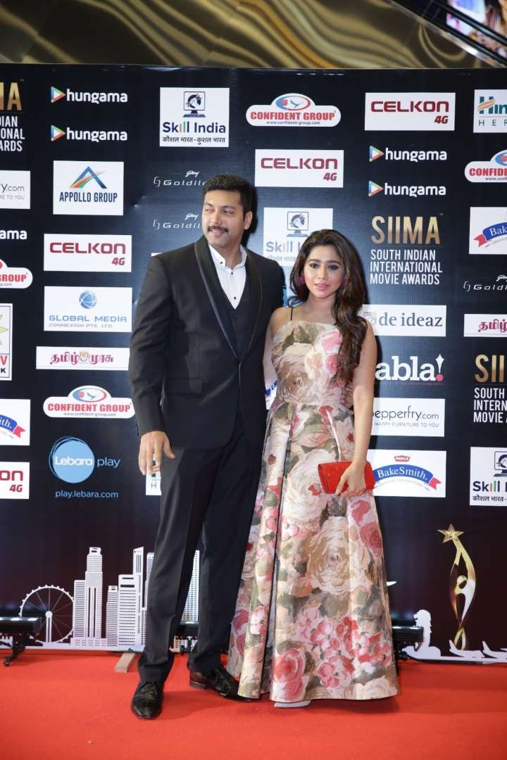Jayam Ravi who tasted success with Thani Oruvan received the Critics Award for Best Actor Tamil