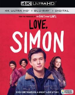 Com Amor, Simon (2018) Torrent – BluRay 4K 2160p Dublado / Dual Áudio 5.1 Download