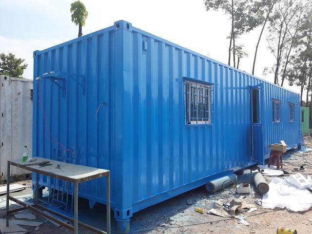 Container Văn Phòng, Container Kho Tại Hậu Giang