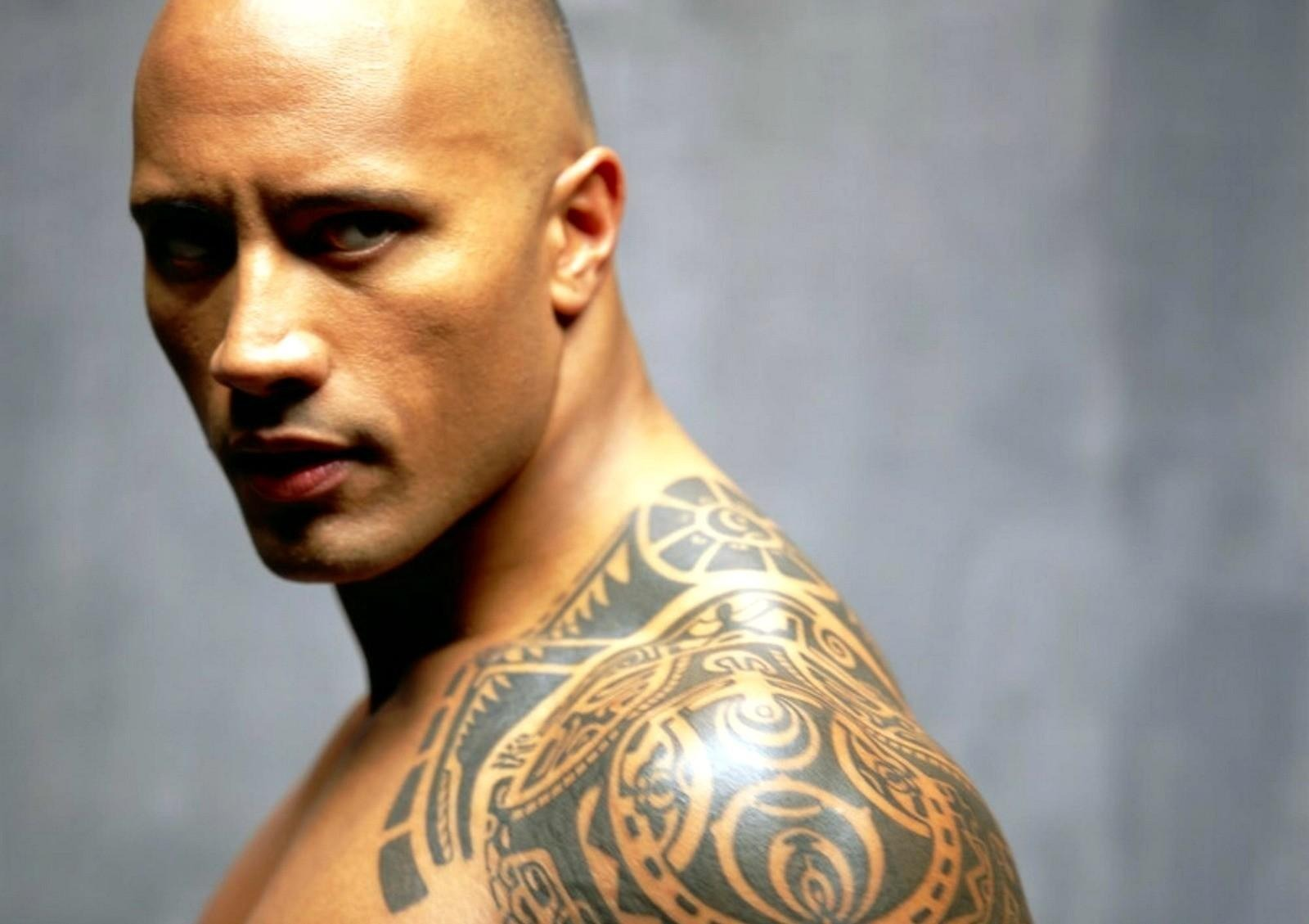 Images Of Dwayne The Rock Johnson: Dwayne Johnson : About Dwayne Johnson Tattoo Meaning