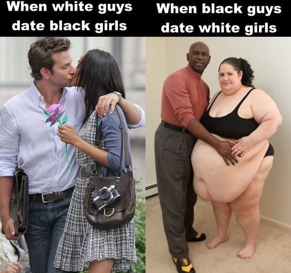 Black girl vagina looks weird
