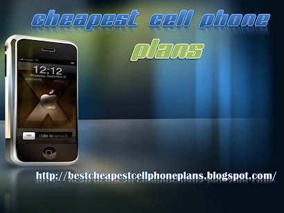 Cheapest Cellular Service Plan