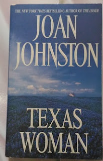 Novel Texas Woman by Joan Johnston Bekas