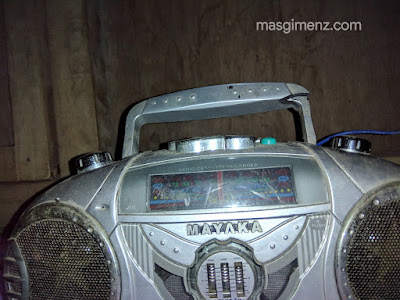 Gambar radio tua