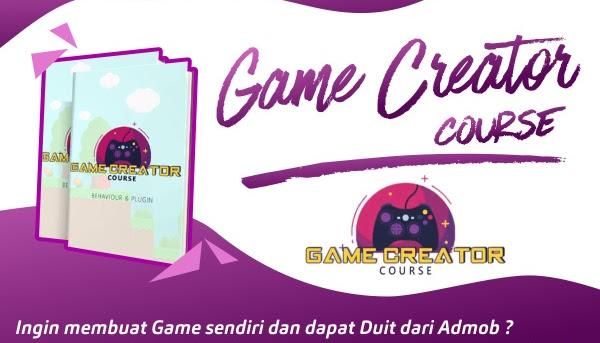 Game Creator Course