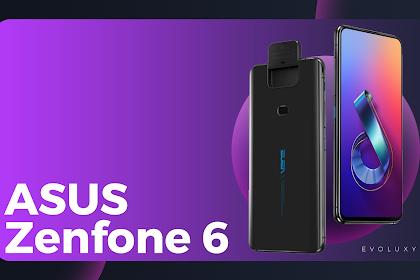 Spesifikasi dan Harga ASUS Zenfone 6