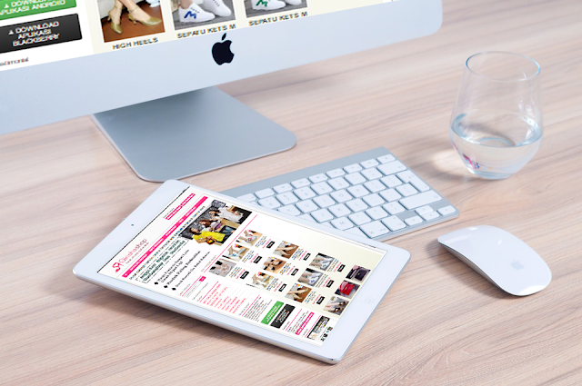 Memaksimalkan Smartphone Untuk Belanja Online