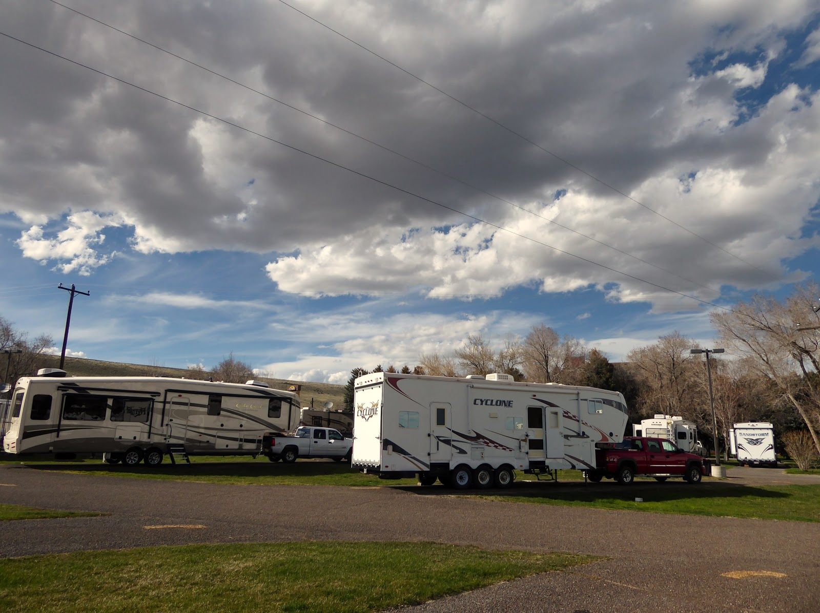 Kathy Amp Eric S Travels Pickett Quot S Rv Park Alamo Nv To