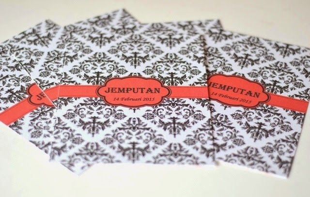 Kad Jemputan Majlis Kesyukuran, Kuala Lumpur Malaysia, kad-kad kahwin, cetak, print, personalised, personalized, bespoke, floral, flower, red, black damask, pattern, design, custom made, handmade, hand crafted, penang, perlis, kedah, perak, ipoh, terengganu, pahang, kuantan, bentong, pahang, mentakab, temerloh, johor bahru, singapore, affordable, online purchase, buy, sell, listing, portfolio, gallery, modern, minimalist, simple, cheap, open house, house warming invitation card, wedding, envelope, white, beige 80g, pearl card 250g