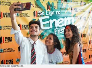 Se Liga no Enem Festival reúne 500 estudantes na cidade de Cuité