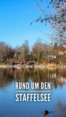 Wanderung rund um den Staffelsee wandern Bayern Blaues Land Zugspitz-Region Murnau Uffing Seehausen GPS-Track Rundwanderweg Premiumwanderweg München