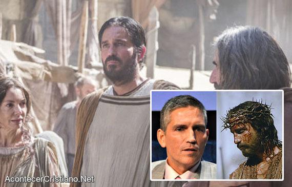 "Jim Caviezel interpreta a Lucas en película ""Pablo, Apóstol de Cristo"""