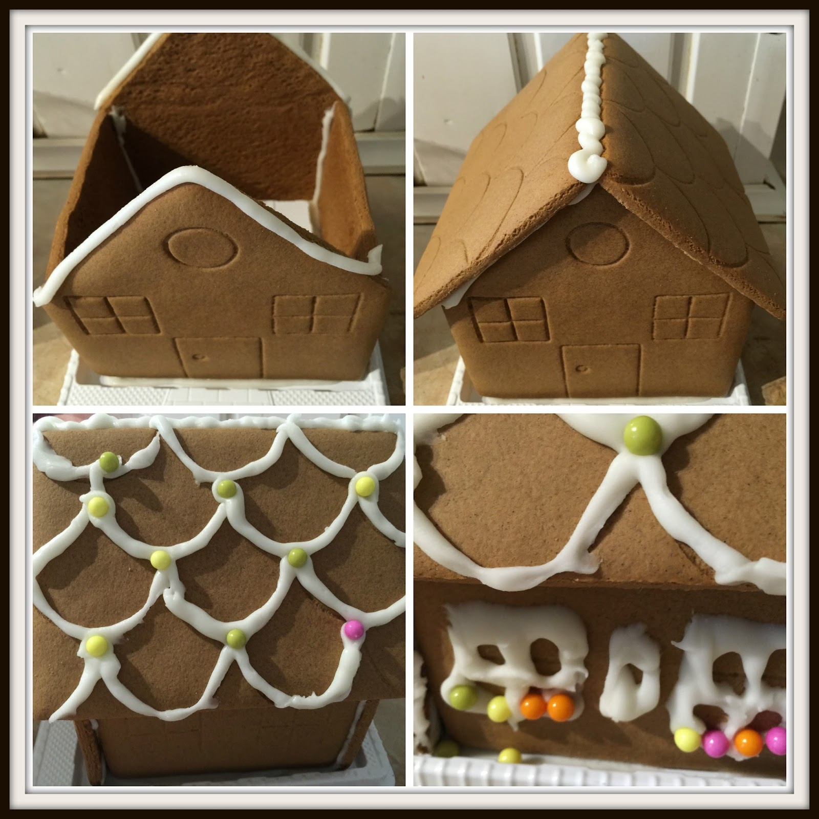 asda gingerbread house kit