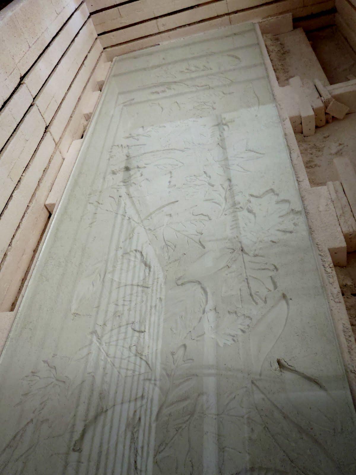"dry Plaster Casting"" Washington | Washington Glass Studio"