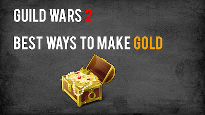 Buy Guild Wars Gold To Increase Character Status