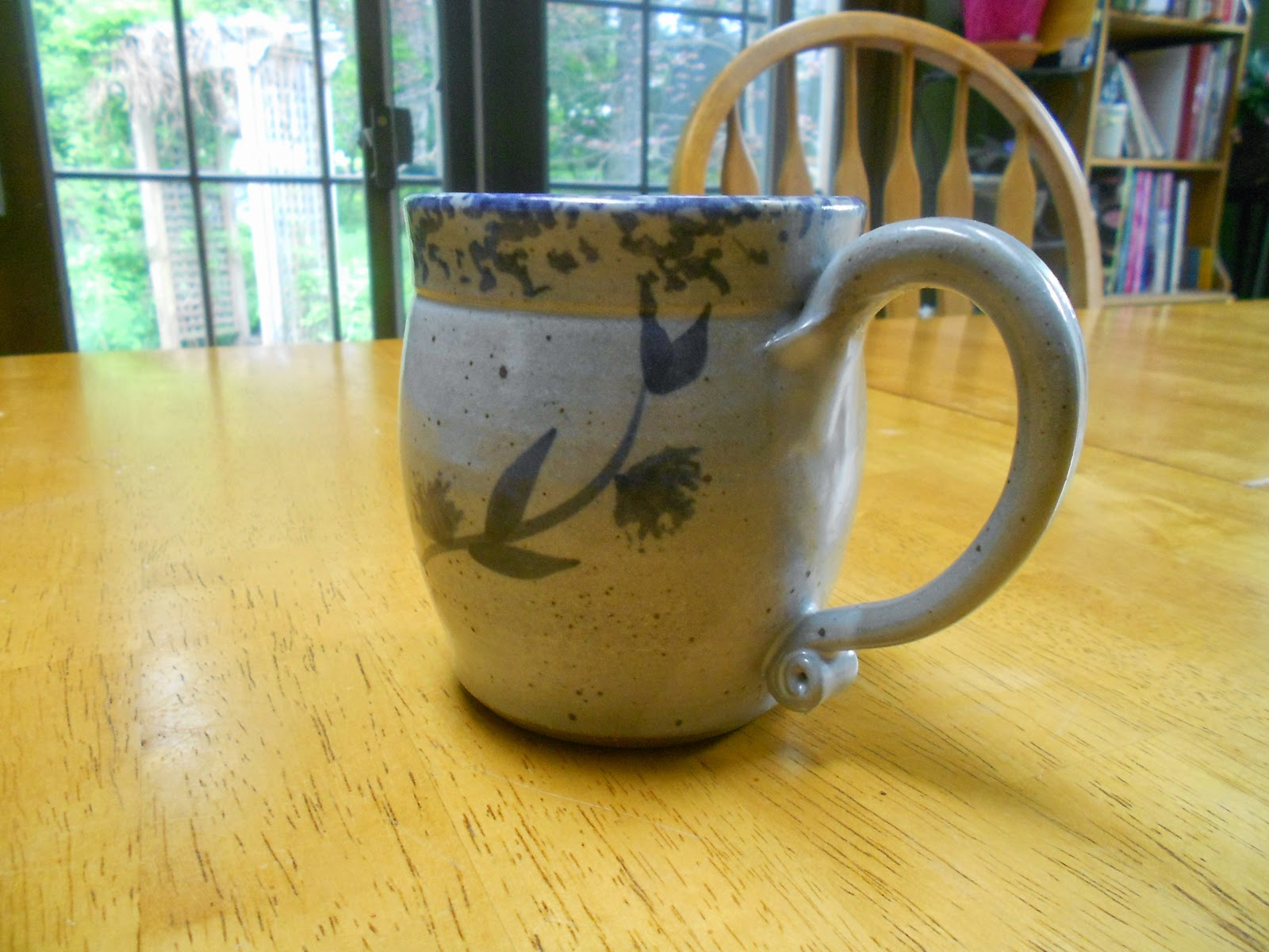 A Year Outside The Python: Pine Springs Pottery