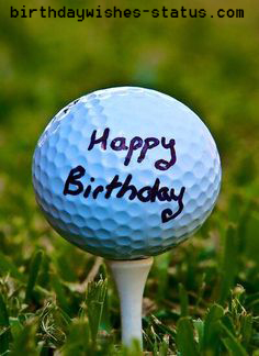 Birthday wishes for golfers birthday cards for golfers birthday birthday wishes for golfers m4hsunfo