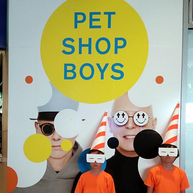 diy pet shop boys cone heads costume