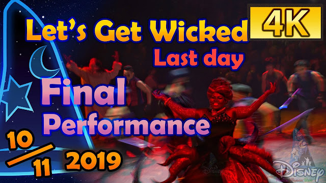 "香港迪士尼樂園 2019年《惡人舞動迪士尼》(""Let's Get Wicked"" )圓滿謝幕, Disney, HKDL, HK Disneyland, Hong Kong Disneyland, Disney Halloween Time"