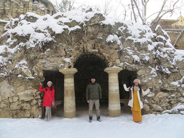 Diana's grotto