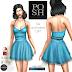 POSH - TULE DRESS / DC ANNIVERSARY GIFT