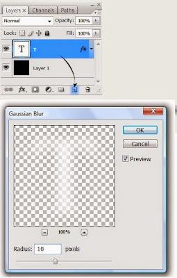 Cara Membuat Efek Api pada Tulisan di Photoshop yang Realistis