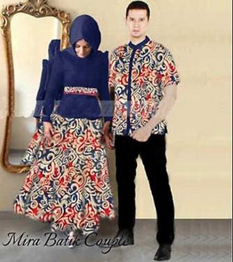 model baju batik terbaru ivan gunawan